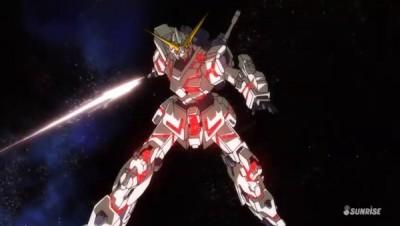 Gundam Unicorn RX