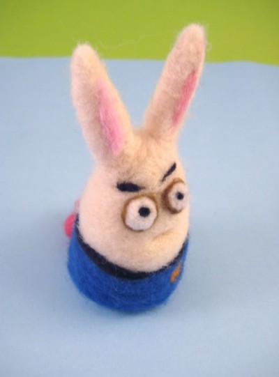 Spock Bunny