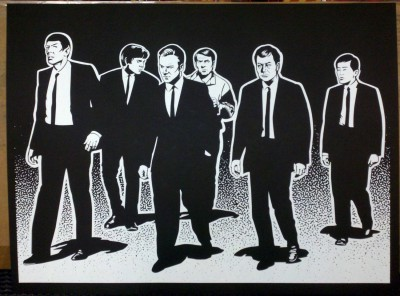 The Star Trek Reservoir Dogs