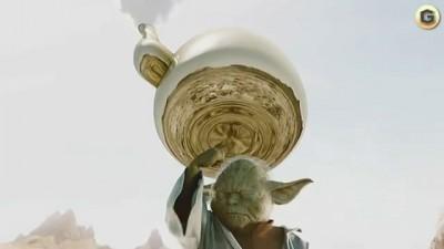 Yoda Ramen Commercial 2