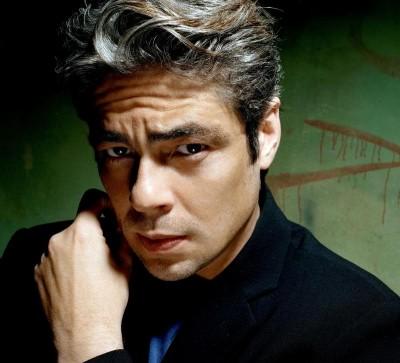 Benicio Del Toro's Hair