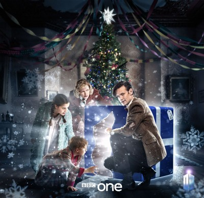 Doctor Who Christmas Special Cards 2