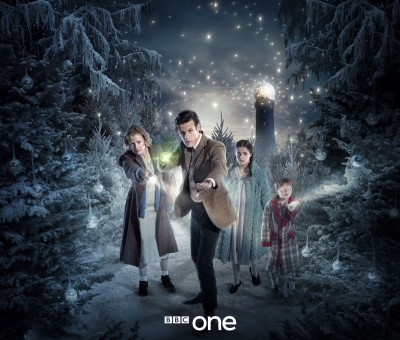 Doctor Who Christmas Special Cards