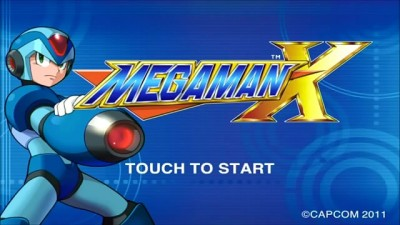 Mega Man X iOS 1