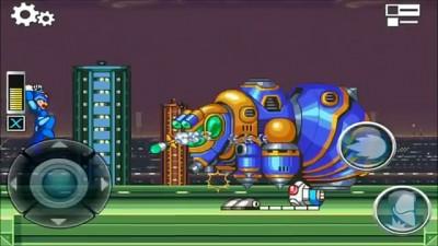 Mega Man X iOS 2