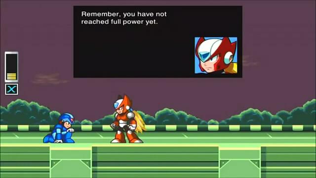 Mega Man X iOS 3