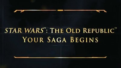 Star Wars: The Old Republic Your Saga Begins Documentary Logo