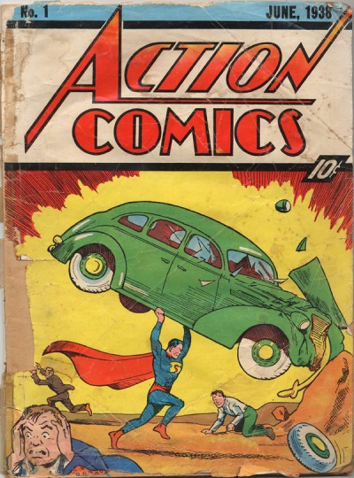 Action Comics No 1