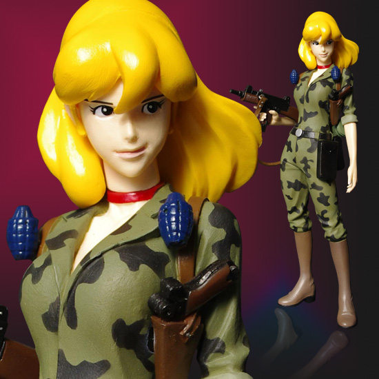 Fujiko mine figure will make you want to watch cagliostro again
