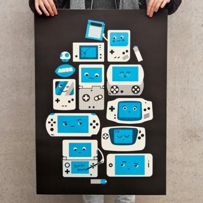 Love for Handhelds full