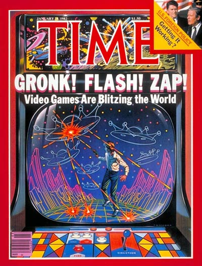 Twenty Years Ago Today: Videogames Make the Cover of Time Magazine