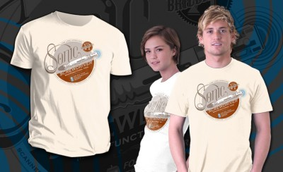 Sonic Screwdriver Mark VI t-shirt 2