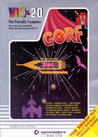 Gorf 1981