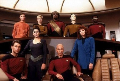 Star Trek The Next Generation Season 1 Cast