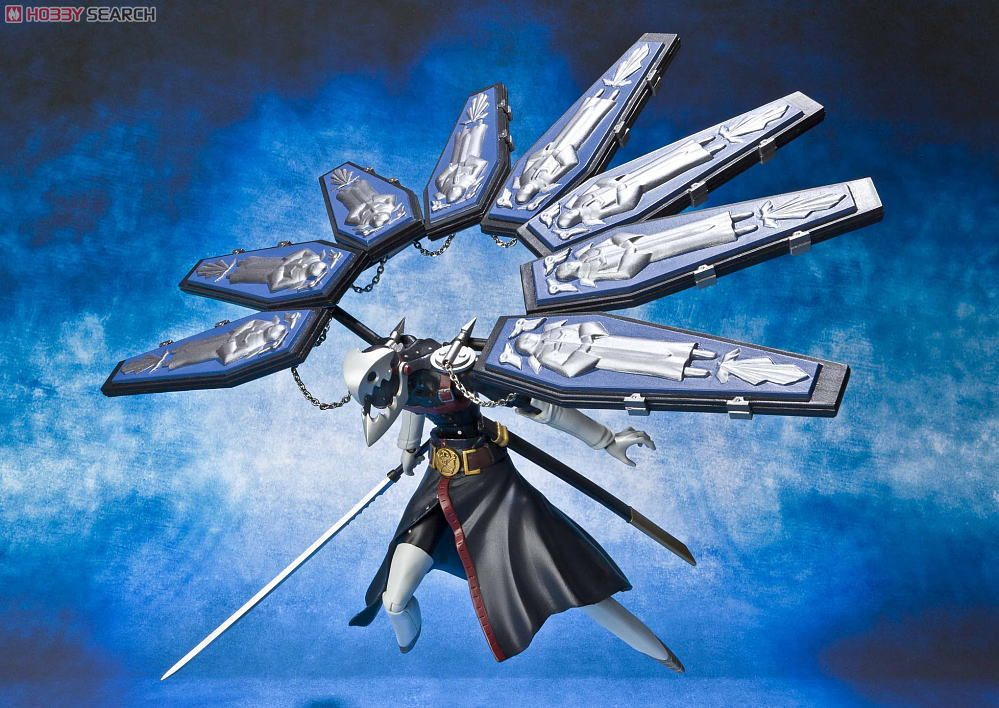 Awesome Persona 3 Thanatos Figure Will Add Some Spark to Your    Persona 3 Thanatos Figure