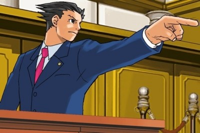Ace Attorney HD screenshot 1