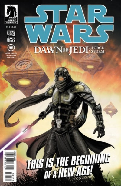 Star Wars Dawn of the Jedi #1