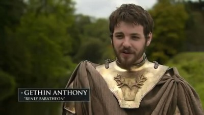 Game of Thrones Season 2 Featurette Invitation to the Set 2