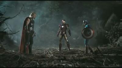 The Avengers Trailer 2 - 1