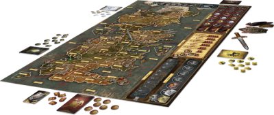 A Game of Thrones the Board Game 2nd Edition - The Board