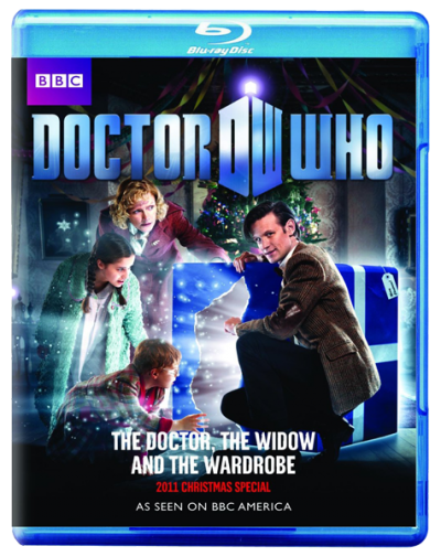 The Doctor, The Widow, and the Wardrobe Blu-ray