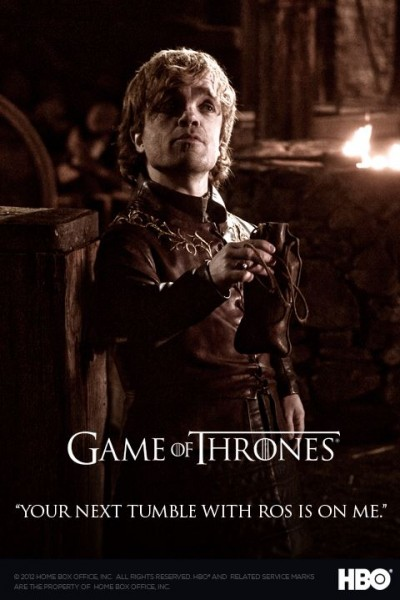 Game of Thrones Season 2 posters 1