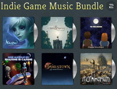 Indie Game Music Bundle 2