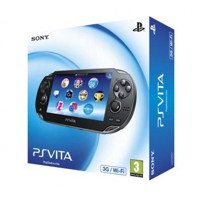 Playstation Vita in Box