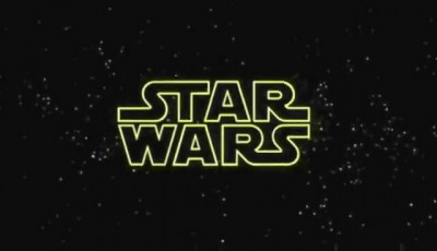 Star Wars Episode IV Logo