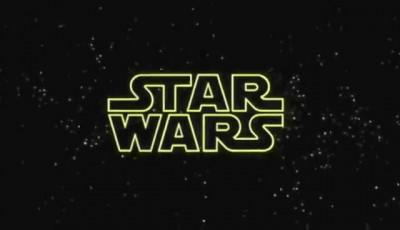 Star Wars Episode IV Logo