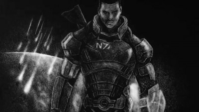 Mass Effect 3 Salt Art 1