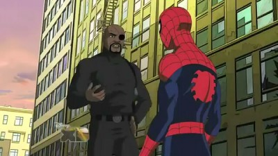 Ultimate Spider-Man Animated Series 1