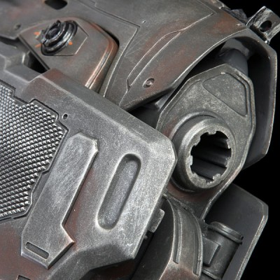 Gears of War 3 Pistol Replica 3
