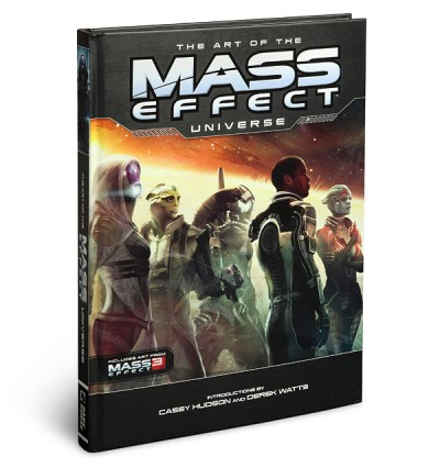 The Art of Mass Effect Universe