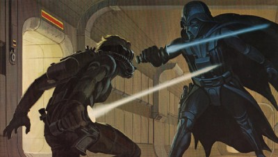 Ralph McQuarrie Star Wars Art 1