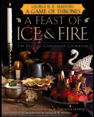 A feast of Ice and Fire cover
