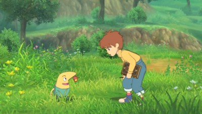 Ni No Kuni Wrath of the White Witch trailer 2