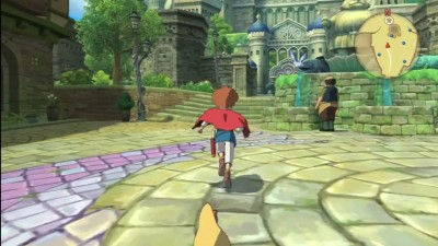 Ni No Kuni Wrath of the White Witch trailer 4
