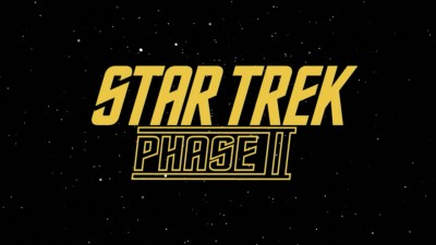 Star Trek Phase II title card