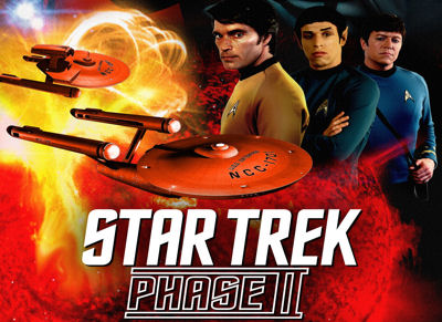 Star Trek Phase II Logo