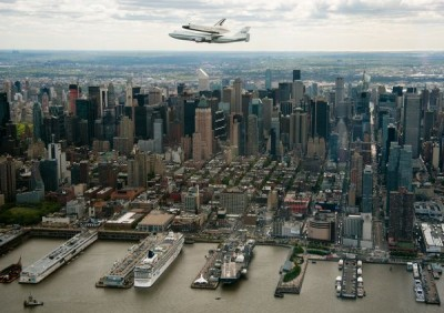 Space Shuttle coming to NYC
