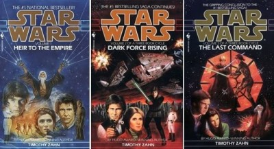 Thrawn Trilogy Covers
