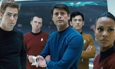 Star Trek cast 2009