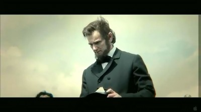 Abraham Lincoln _ Vampire Hunter Featurette #2 01