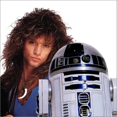 The Lost Duet of R2-D2 and Jon Bon Jovi