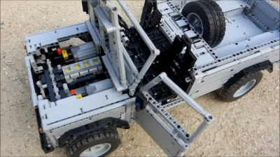 land rover defender 110 lego 05