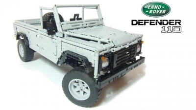 land rover defender 110 lego 01