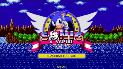 Sonic x Vapor
