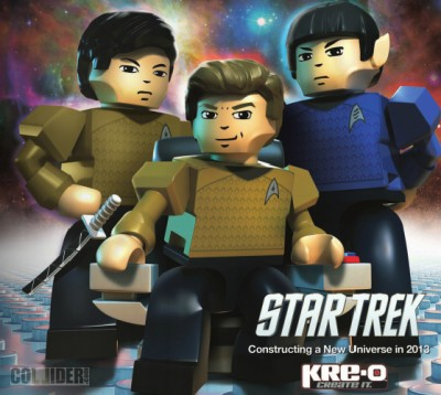 Star Trek Kre-O Collider Teaser
