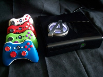 An Avengers Worthy Xbox Mod